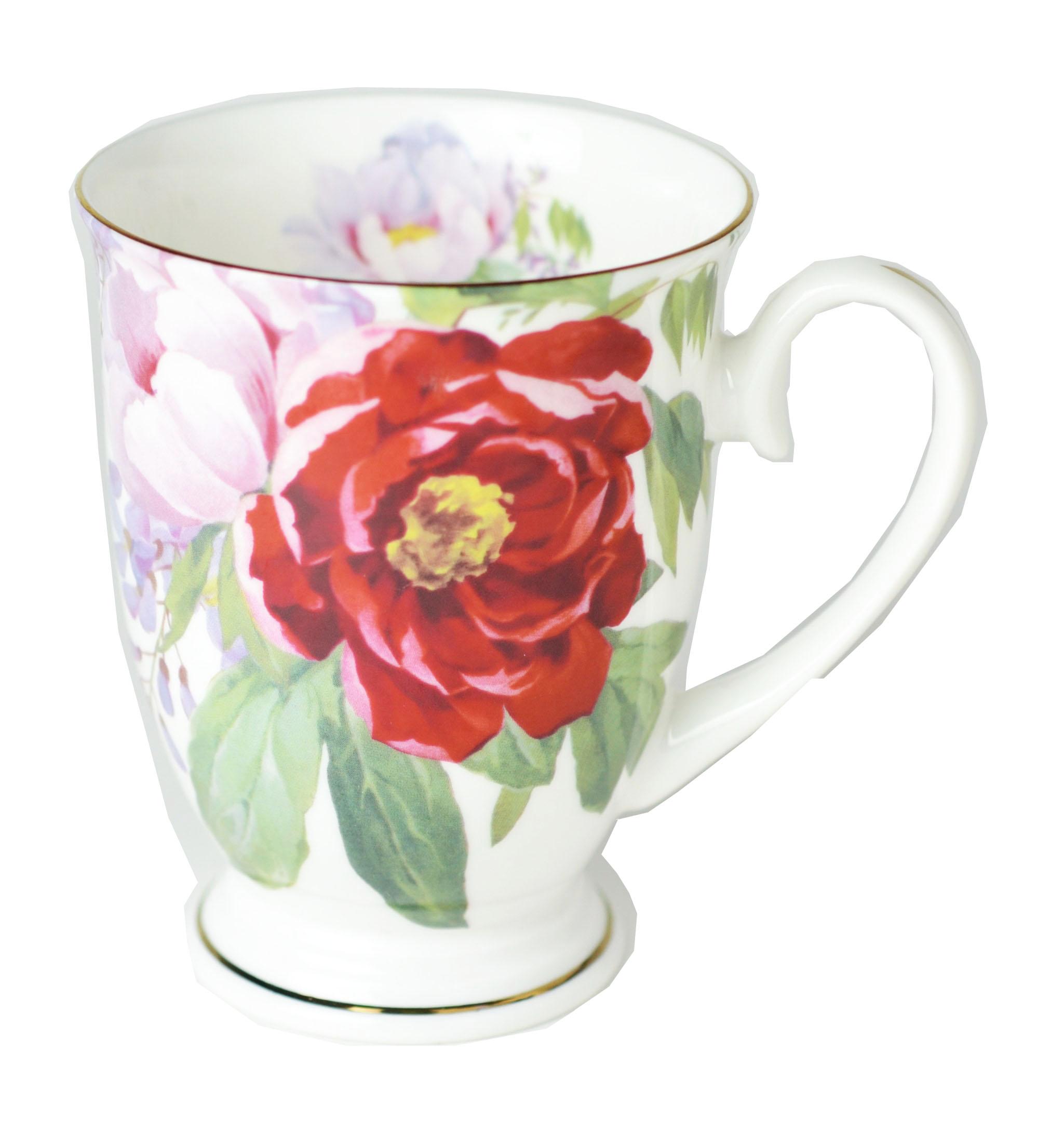 【ロイヤルアーデン】 ボーンチャイナマグカップ <br>No.37471