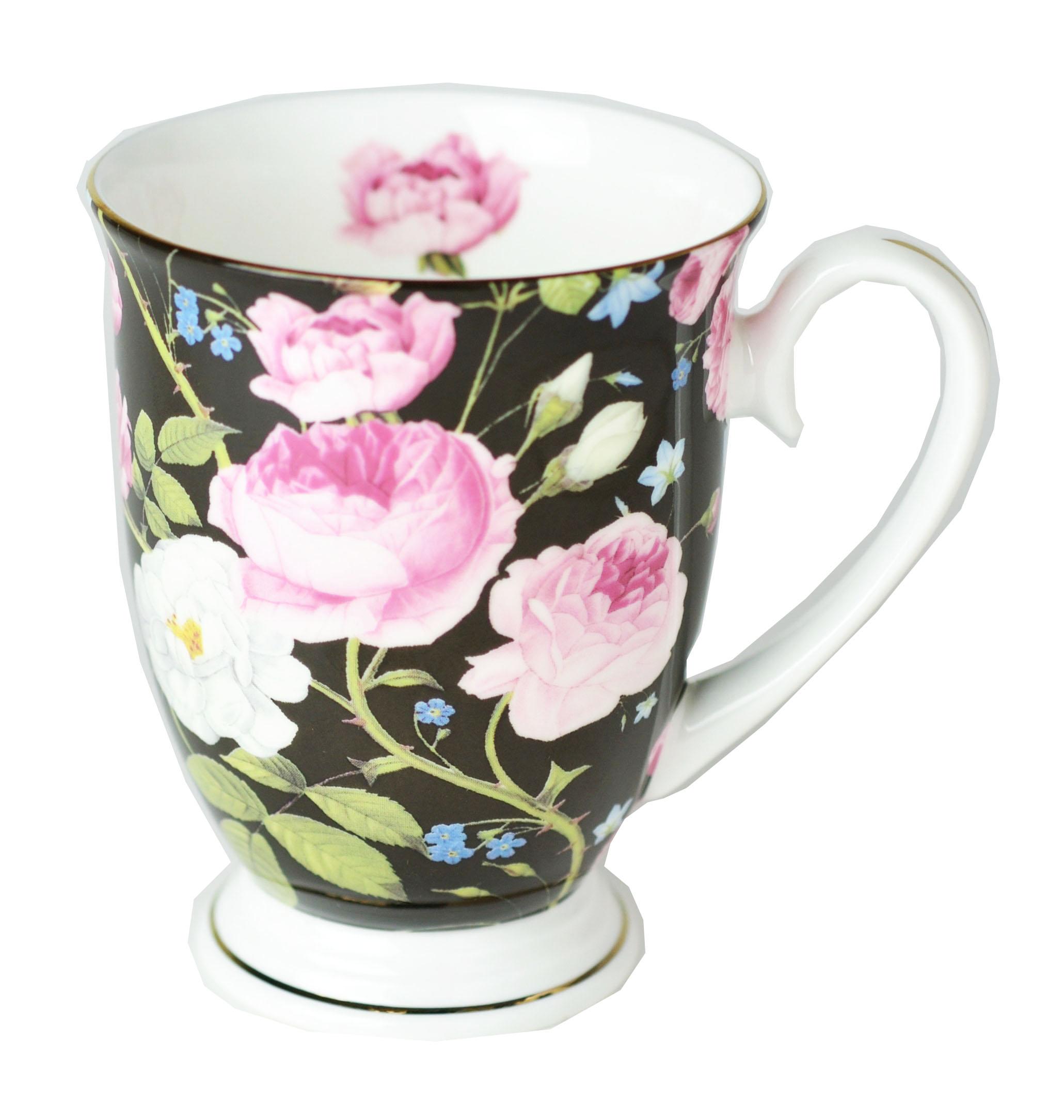 【ロイヤルアーデン】 ボーンチャイナマグカップ <br>No.37472