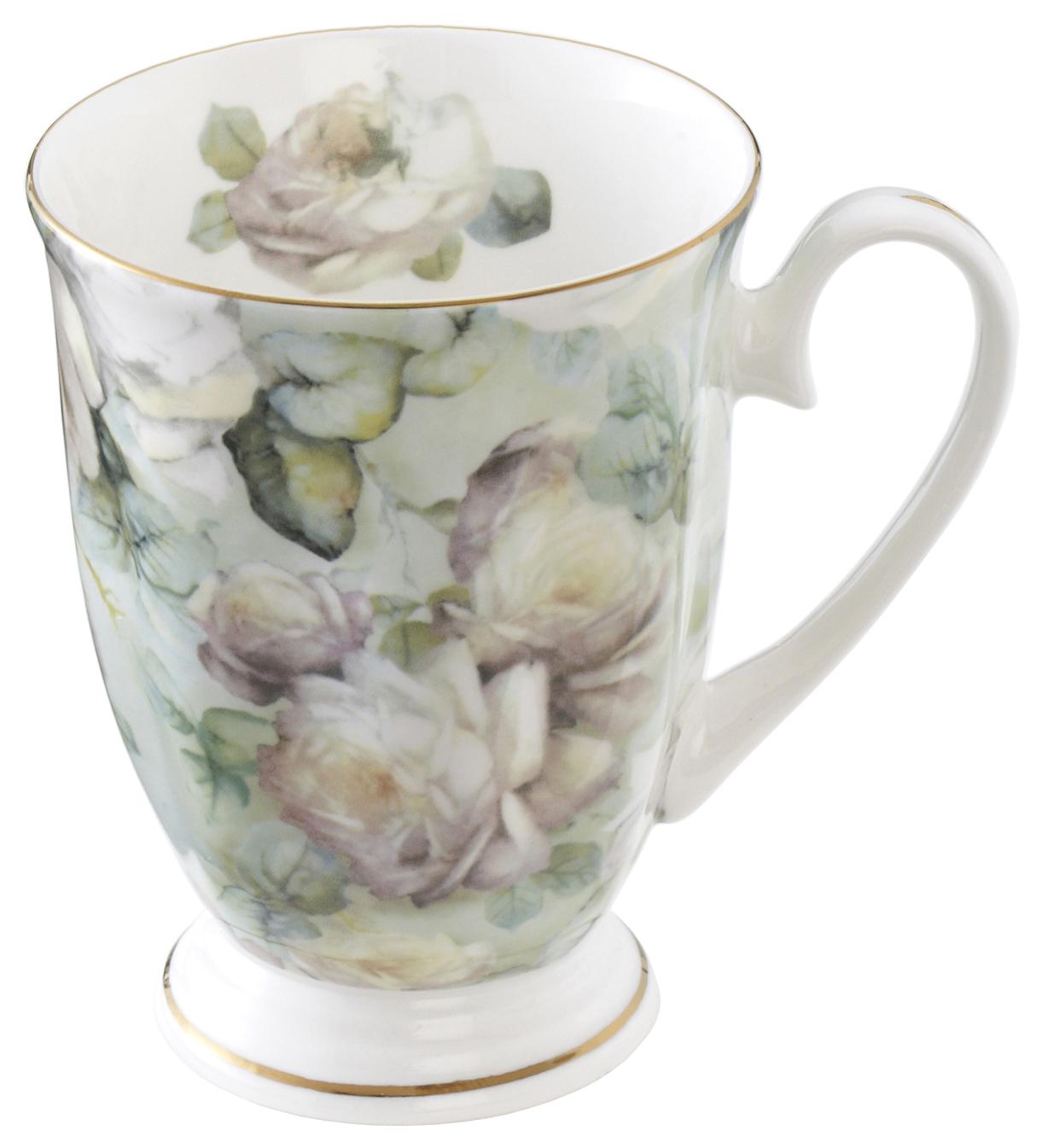 【ロイヤルアーデン】 ボーンチャイナマグカップ <br>No.37589