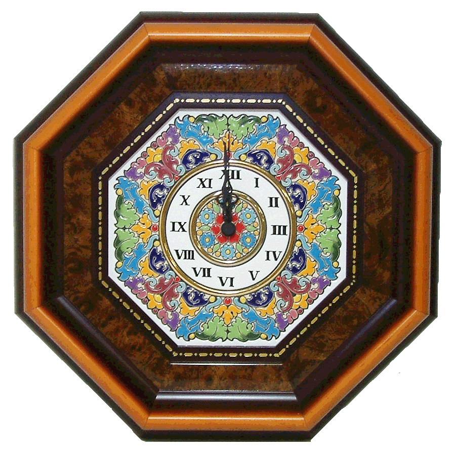 セビリア八角時計(L) <br>No.69069