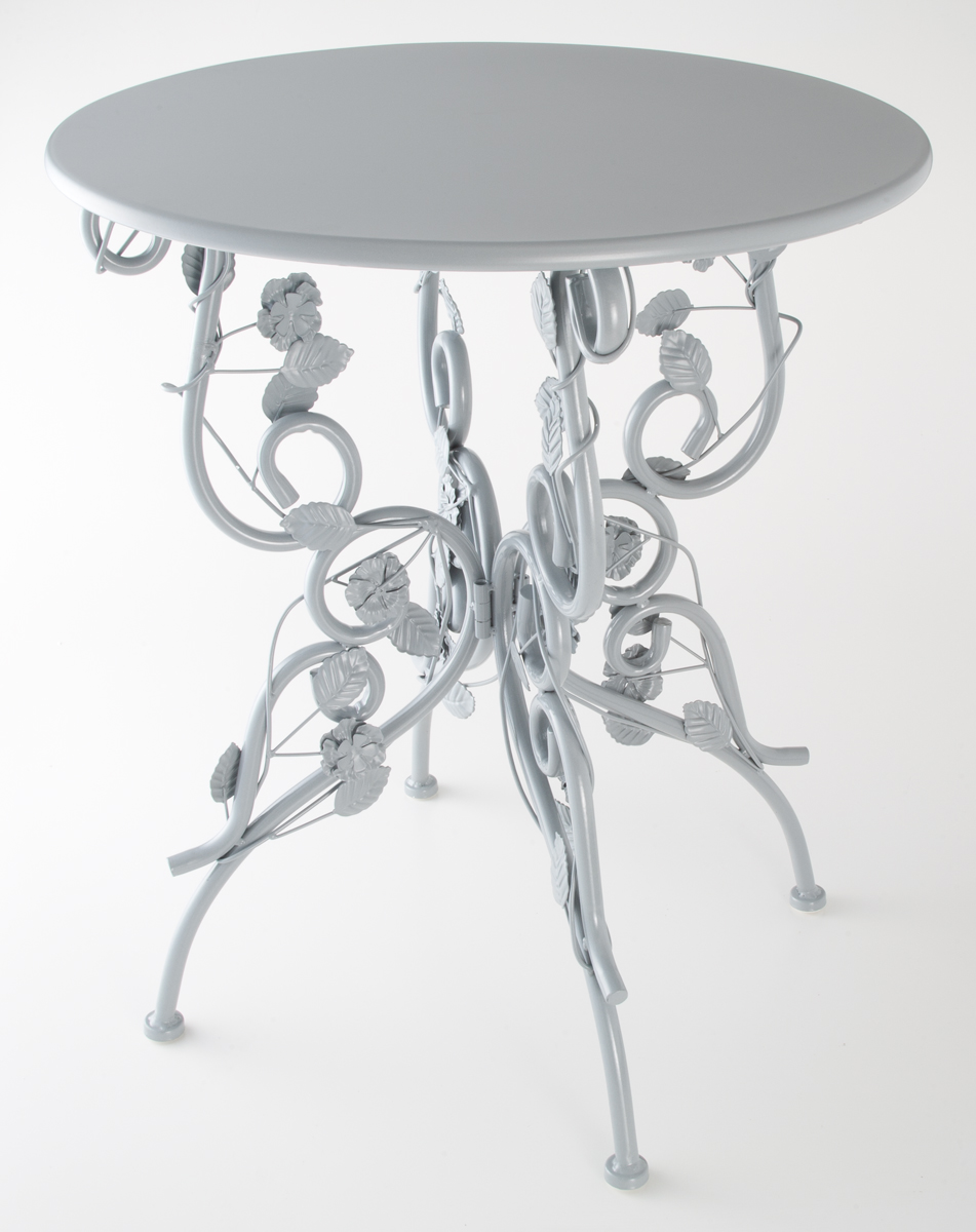 テーブル アイアンインテリア グリー <br>No.71815