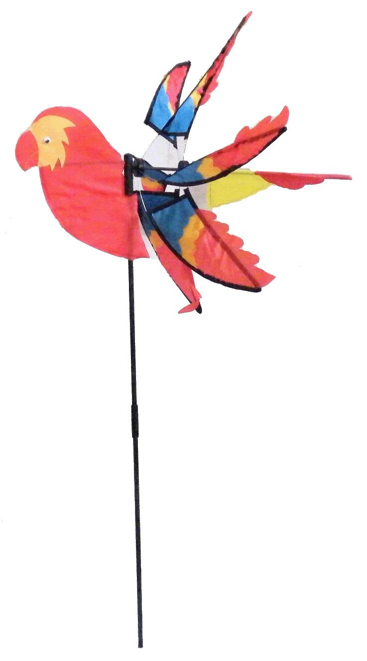 風車 オウム <br>No.05