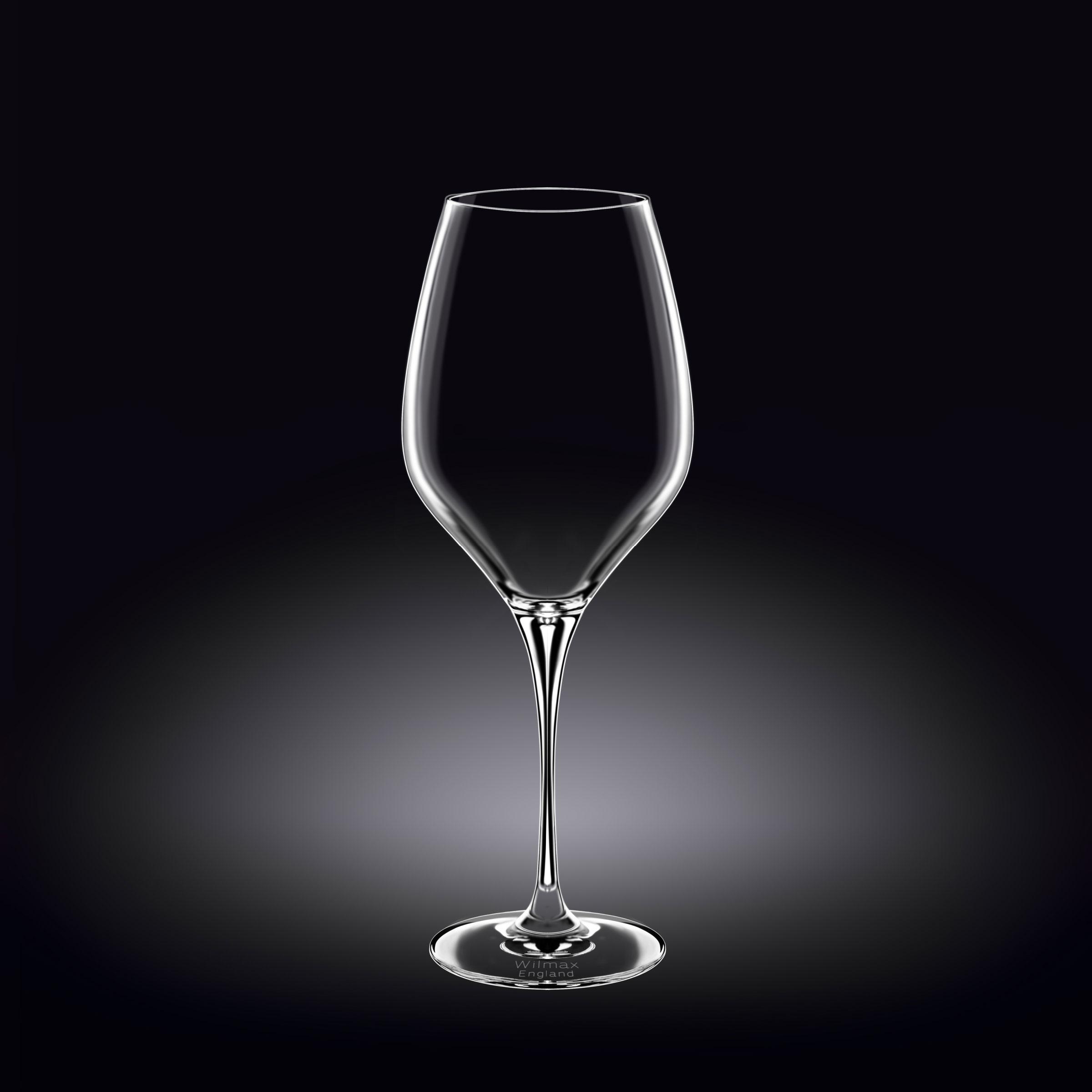 【Wilmax England】 ~Julia Collection~ワイングラス2Pセット <br>No.32063