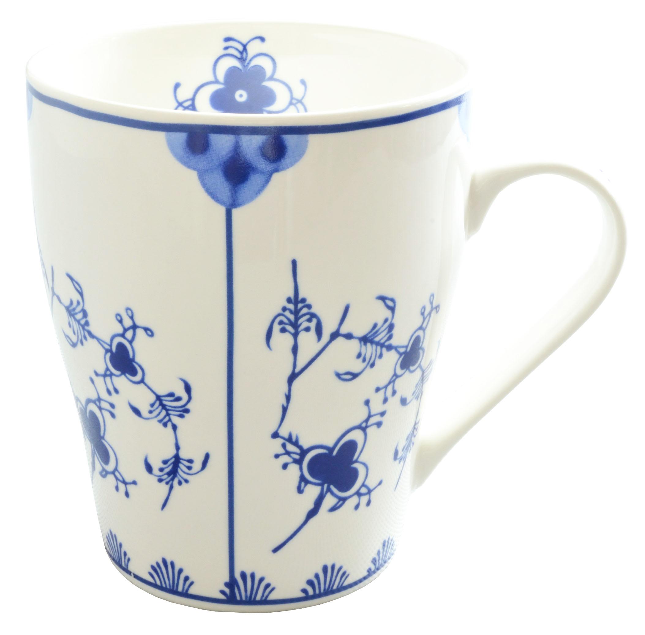 【ロイヤルアーデン】 ニューボーンチャイナマグカップ コペンブルー <br>No.37501