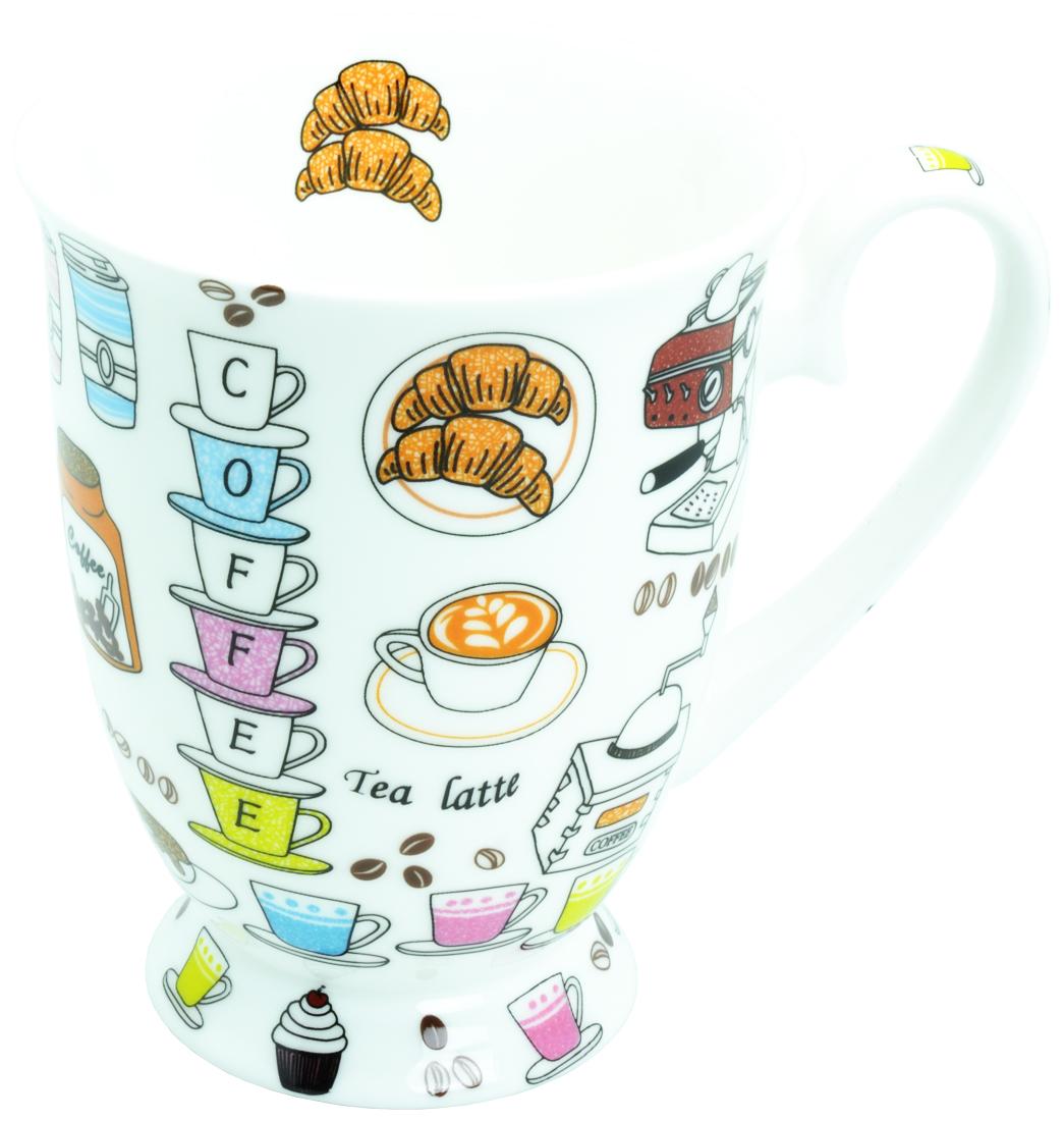 【ロイヤルアーデン】 ボーンチャイナマグカップ <br>No.37617