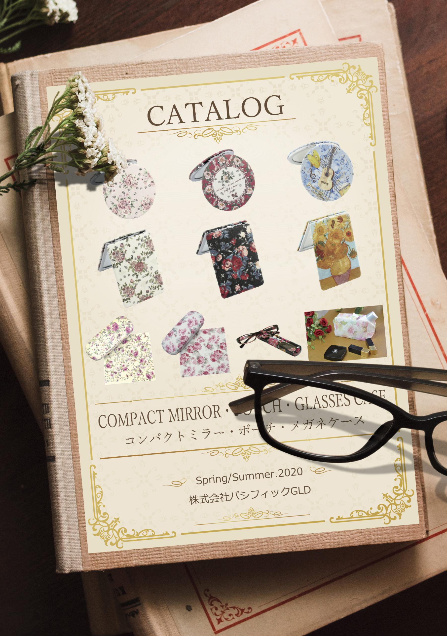 73 メガネケース・リーディンググラス・コンパクトミラー