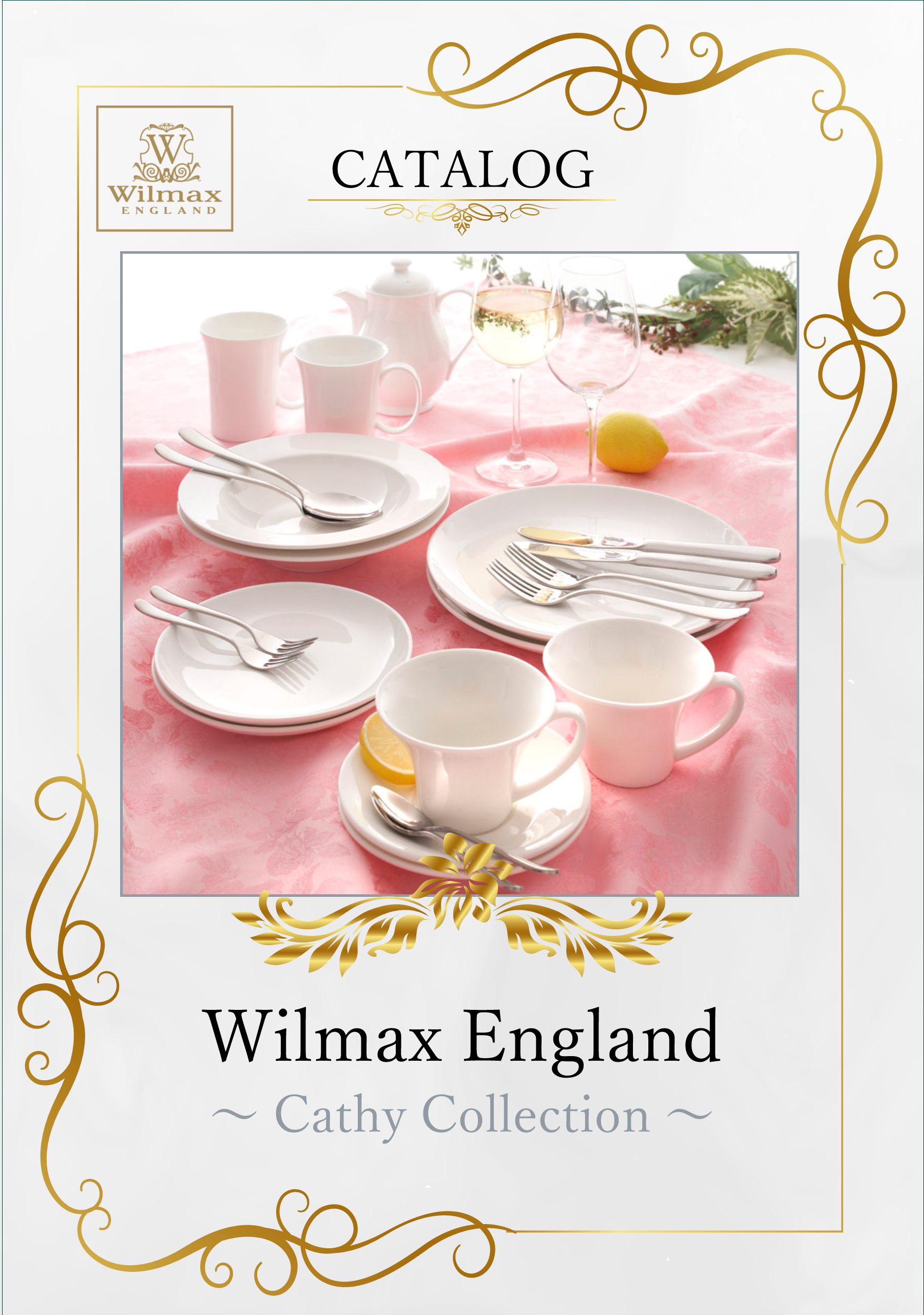 Wilmax England Cathy-collection