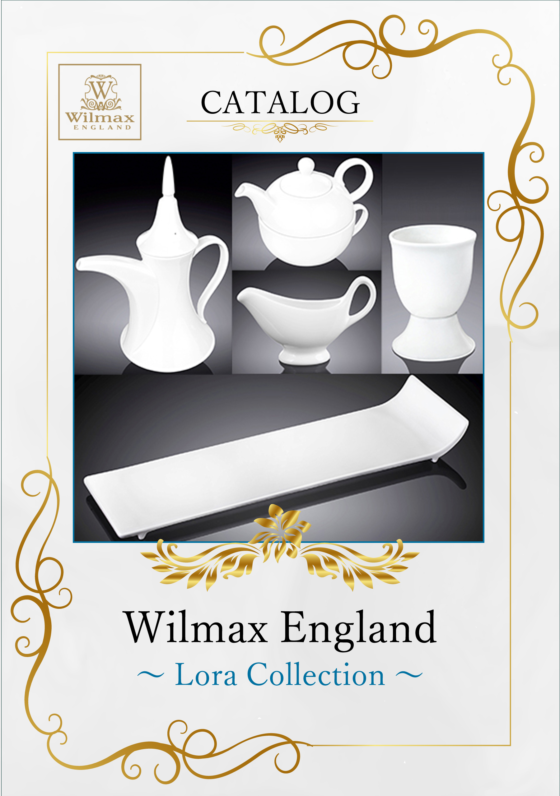 Wilmax England Lora-collection