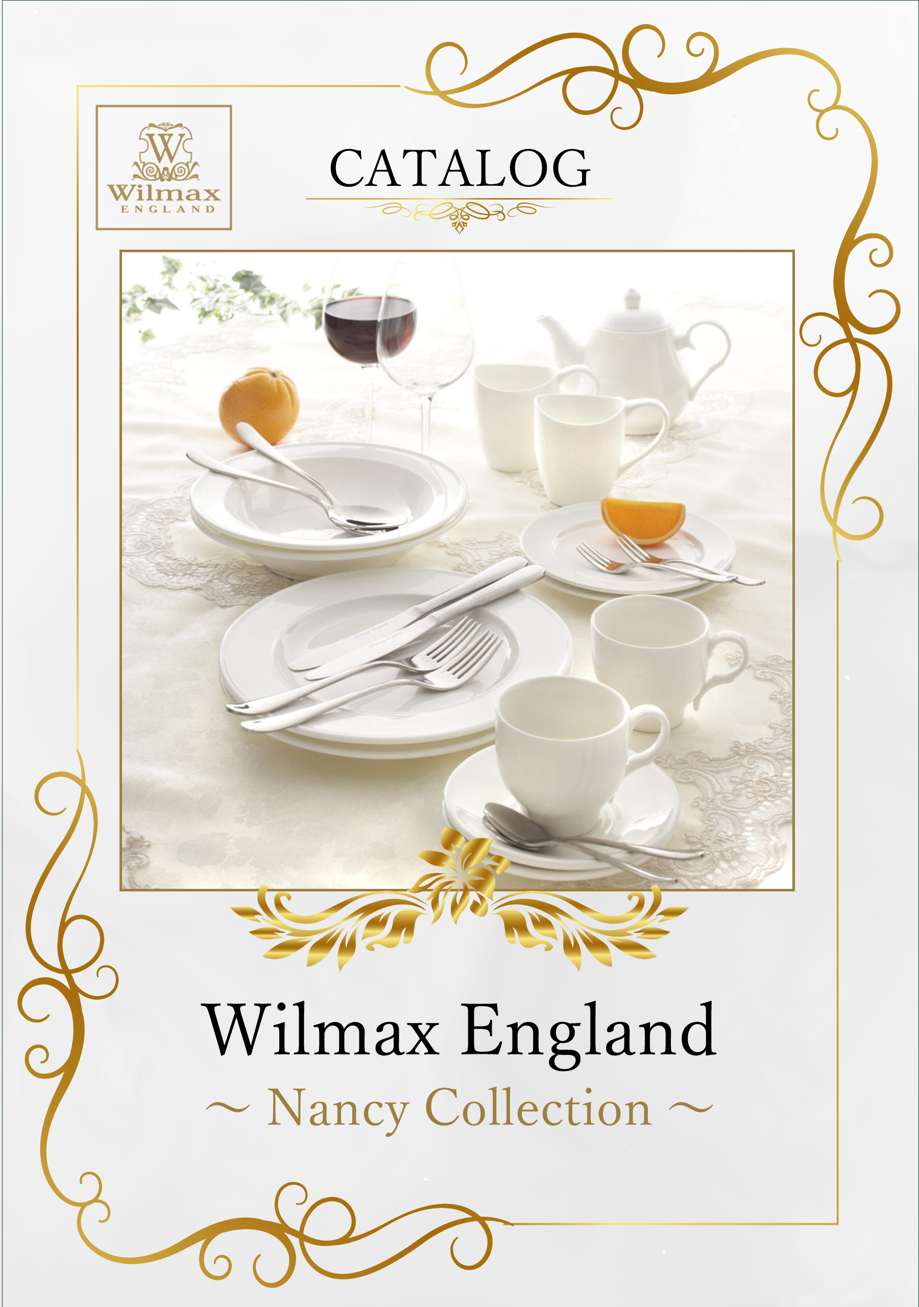 Wilmax England Nancy-collection