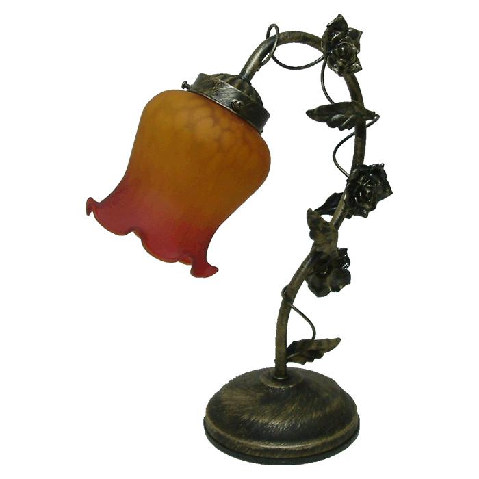 タッチランプ1灯レッド <br>No.29377