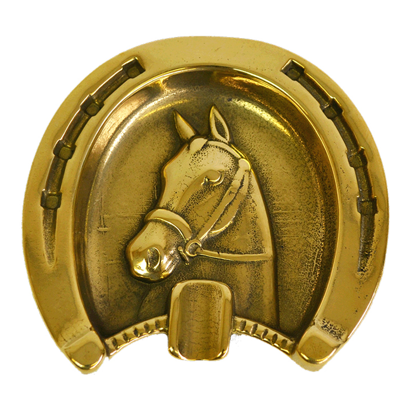 真鍮 灰皿 <br>No.84429