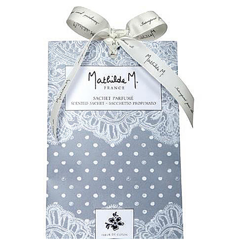 【Mathilde M】サシェ 15Pセット 香り:コットンフラワー  <br>No.880262