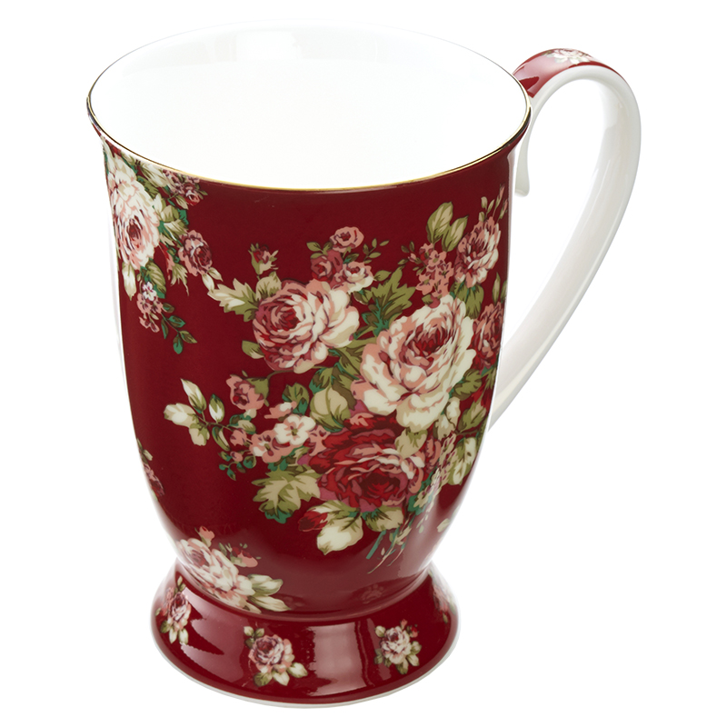 【ロイヤルアーデン】 ボーンチャイナマグカップ <br>No.37675