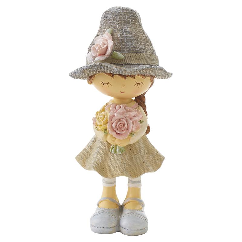 ニューフェアリーオーナメント <br> ~可愛い♪シエルBoy&Girl~ <br> ガール <br>No.64452