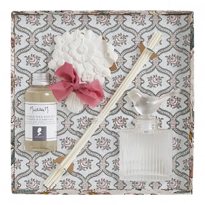 【Mathilde M】 ディフューザーギフトセット 香り:マーキーズ  <br>No.880220