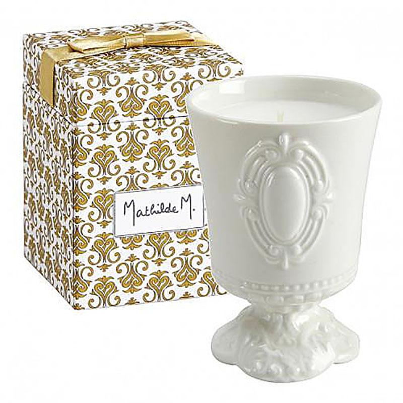 【Mathilde M】 フレグランスキャンドル 香り:アントワネット  <br>No.880319
