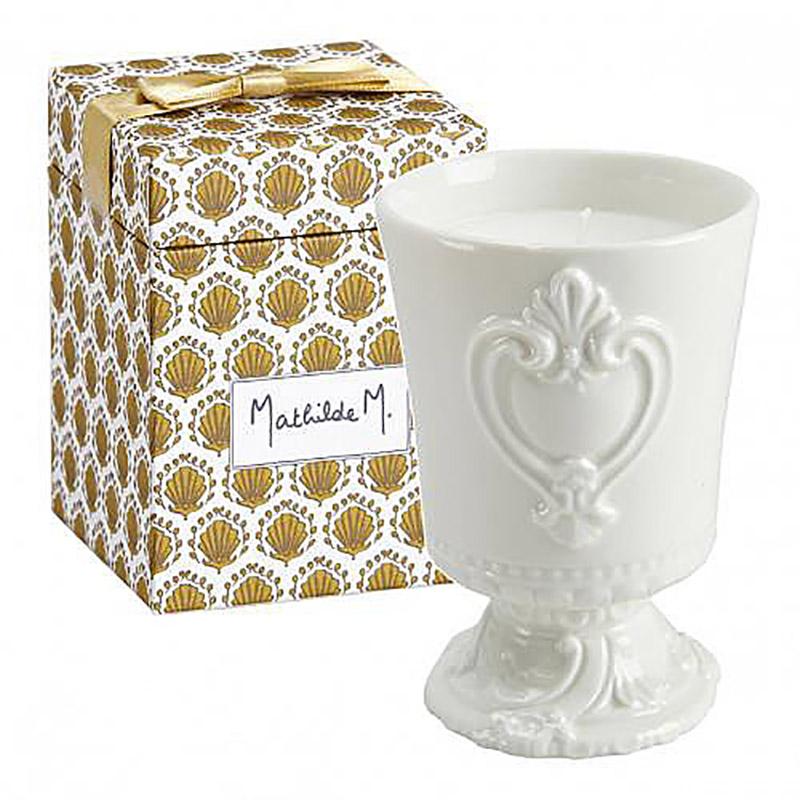 【Mathilde M】 フレグランスキャンドル 香り:ローズエリクサー  <br>No.880320
