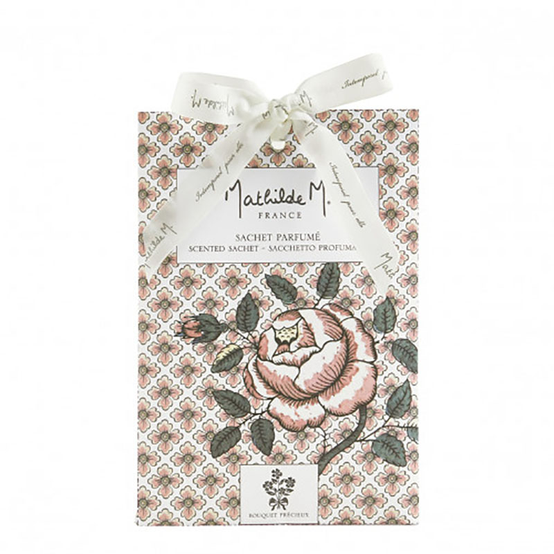 【Mathilde M】 サシェ15Pセット 香り:ブーケプレシャス  <br>No.880328