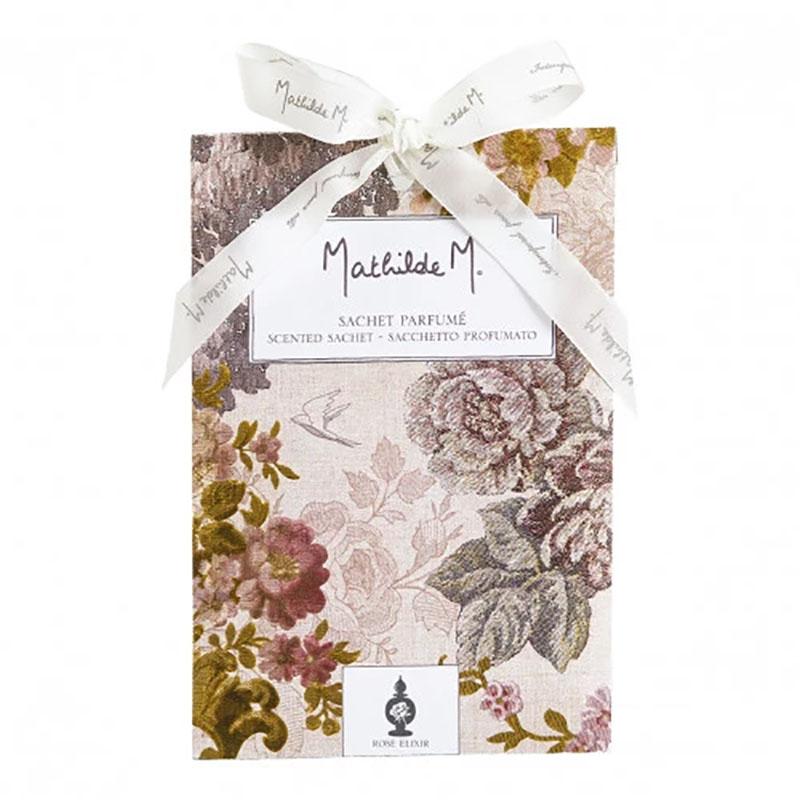 【Mathilde M】 サシェ15Pセット 香り:ローズエリクサー  <br>No.880330