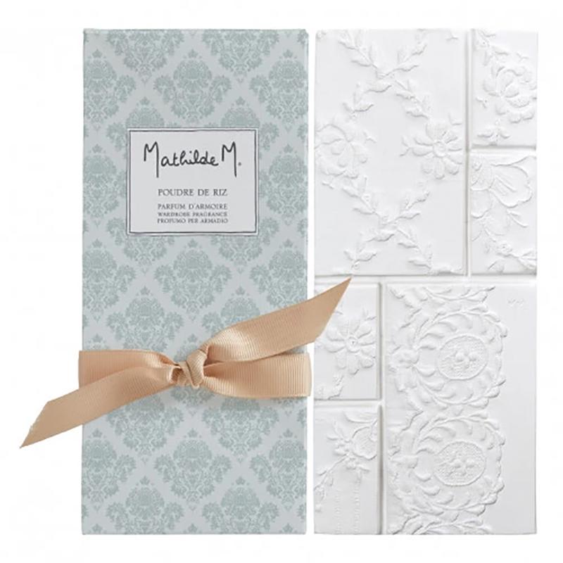 【Mathilde M】 フレグランスタブレット  香り:ライスパウダー <br>No.880440