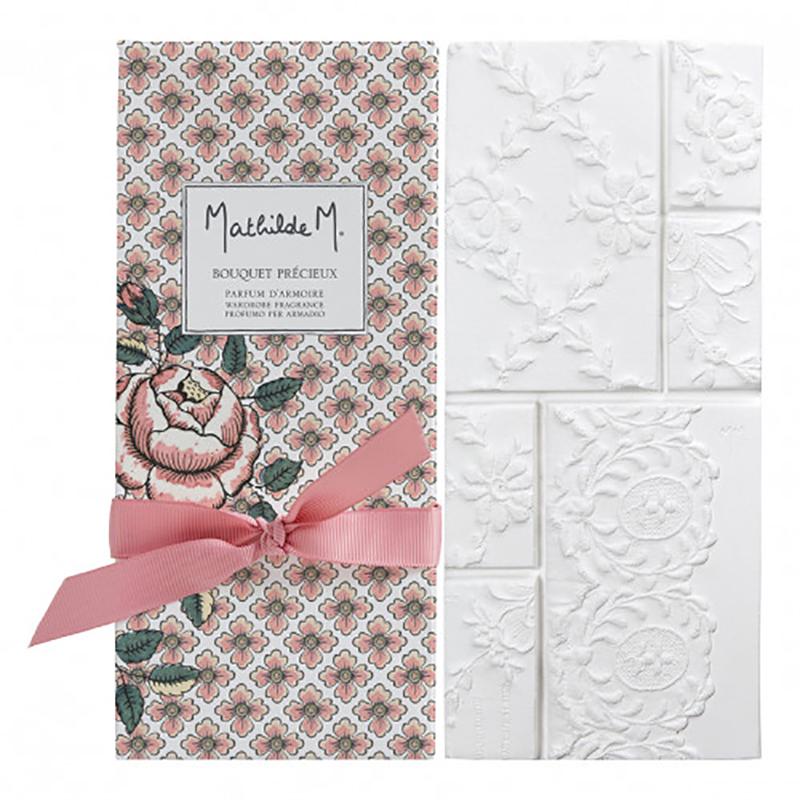 【Mathilde M】 フレグランスタブレット 香り:ブーケプレシャス  <br>No.880443